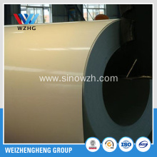 ppgi coil color coated steel coil exporter