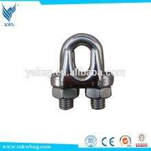 AISI padrão de aço inoxidável braçadeira china fornecedor