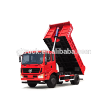 4X2 Dayun self loading truck for 5-15T loading capacity