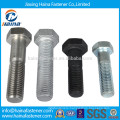 China Supplier ASTM A325 A490 B7 B8 stainless steel Heavy hex bolt,Hex head bolt