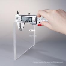 Hot Sale Modern Organic Glass Perspex Transparent 8mm Acrylic Sheet
