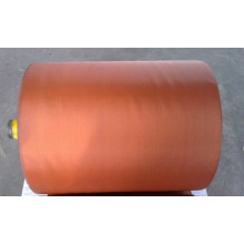Nylon-6 tissu de corde de pneu plongé 1260d / 2