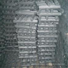 Mécanisme sans fumée du charbon hexagonal carbone mécanisme sans fumée