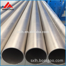 Factory sell titanium welding tube with low price