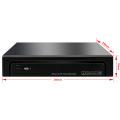 H.265 8CHS POE 4K Network NVR