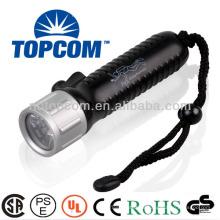 Multicolor Cree XR-E führte professionelle Tauch-Taschenlampe TP-51