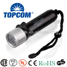 Multicolor Cree XR-E led professional diving flashlight TP-51