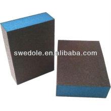 esponja de pulido abrasivo