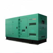 Yuchai 50Hz 400kVA 320kw Silent Diesel Power Genset