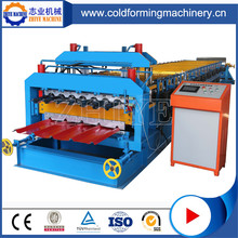 Double Layer IBR Roof Sheet Making Machine