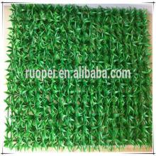 Atacado de produtos de hedge de plástico preços de grama de relva artificial
