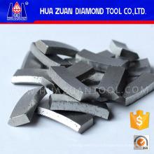 Segment de noyau de diamant pour le béton
