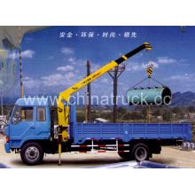 Кран 8-тонный грузовик установил Кран тележки