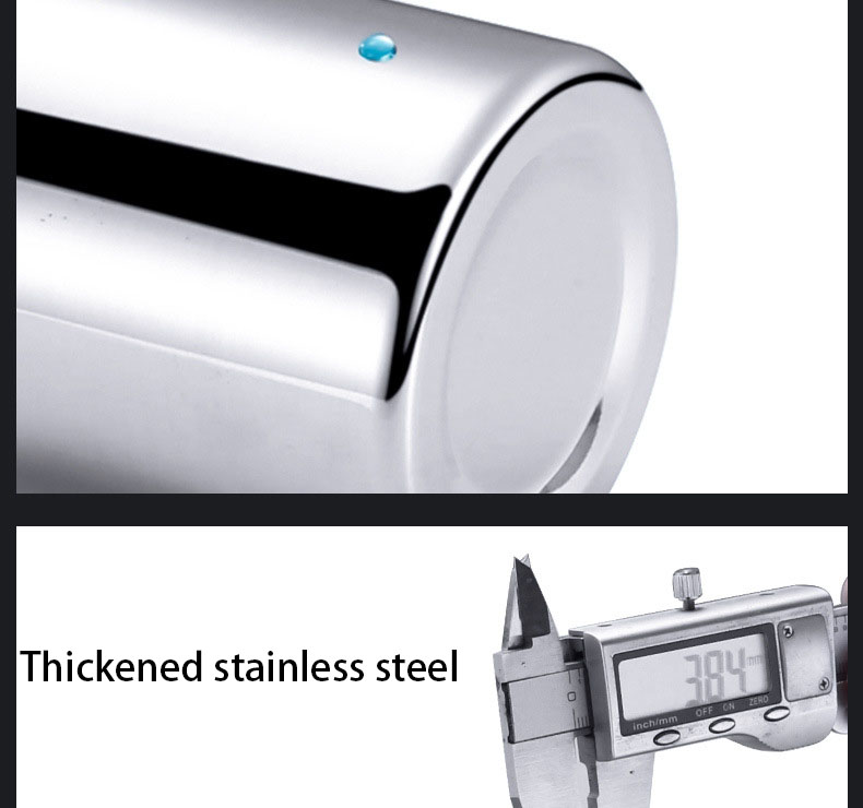 304 Stainless Steel Mug