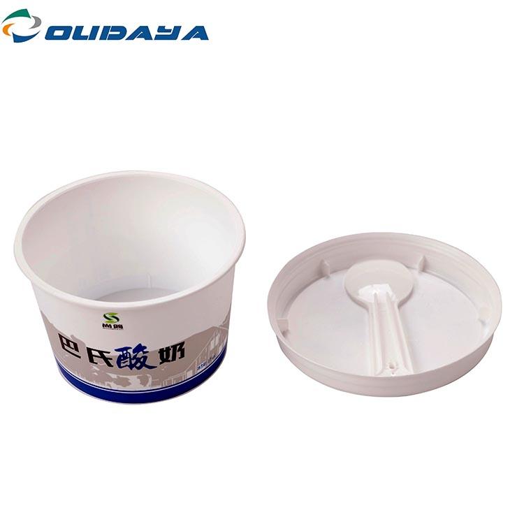 Yogurt Plstic Iml Cup