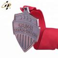 Custom emboss own design metal American Grappling sports medal