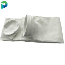 Water repellent and oil resistant Polyester fabric filter bag