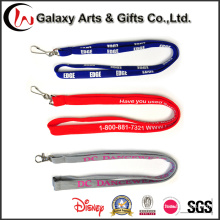 Custom ID Card Tube Lanyard