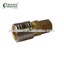 Quick Connecting Malleable quick coupler for air compressor