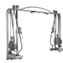 Gimnasio Equipo de Fitness Cable Profesional Crossover