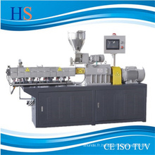 CE & ISO Nylon Lab Twin Screw Extruder Machine For Pelletizer Line