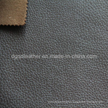 High Quality Breathable PU Furniture Leather (QDL-FB0043)