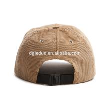 Seis paneles gorras de béisbol elásticas ajustadas gorras deportivas snapback