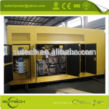 Sound proof diesel generator for sale with Cummins silent