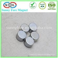 n35 ronde aimant de réfrigérateur sonore de forme