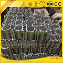 A fábrica de alumínio produzindo o dissipador de calor do radiador do radiador perfila o dissipador de calor de alumínio