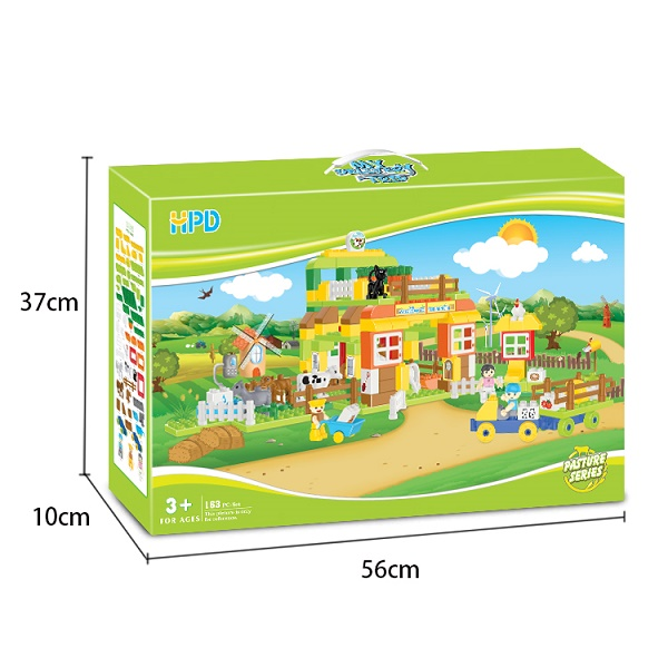 Construction Building Blocks Toy