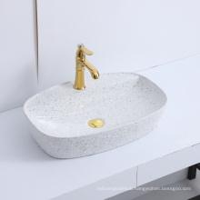 bathroom artistic sinks ceramic lavatory art basin