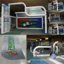 6x6 booth stand for exhibition equipment