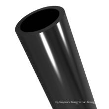 HDPE Polyethylene Material Corrugated Plastic Rigid Tubing