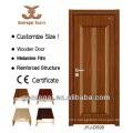 CE Top grade Modern design Moulded Melamine MDF Door