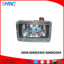 Fog Lamp for IVECO 504052353 504052354