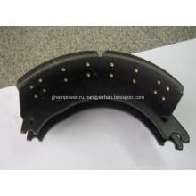 Профессиональный тормозной башмак / колодочный тормоз / тормозная накладка для Benz / Scania / Volvo, / SAF / BPW / MORE