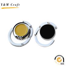 Metalltaschenhalter mit runder Form (M05015)