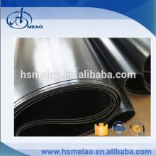 Ceinture de fusion antibrouillée en fibre de verre Teflon de qualité supérieure