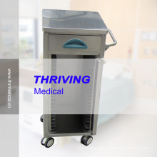Hospital Single Records Folder Cart (THR-SSC001)