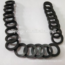 Black color NBR rubber gaskets seal for machine
