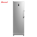 Home Stainless Steel Cryogenic Frost Free Upright Vertical Freezer With Display In Door
