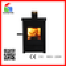 High quality indoor wood burning stove with oven