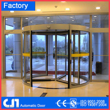 Office Automatic Circle Door CE Certification