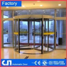 Hotel 3 alas porta giratória automática