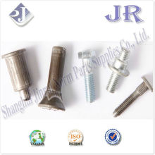 high tensile special bolts plated for auto TS16949 ISO9001 WITH PPAP