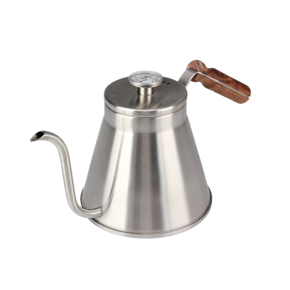 Long Swan Spout Pour Over Coffee Kettle