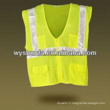 Bonjour Viz Safety Vest