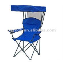 Beach sunshade chair