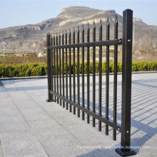 horizontal aluminum fence expandable fence